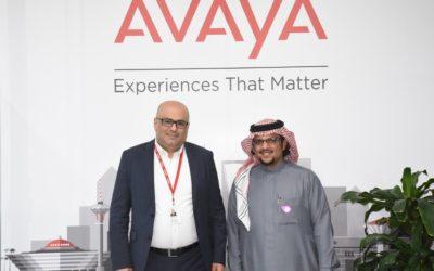 شركة AVAYA تختار وكالة W7Worldwide للاستشارات الاستراتيجية والإعلامية شريكاً لها في السعودية
