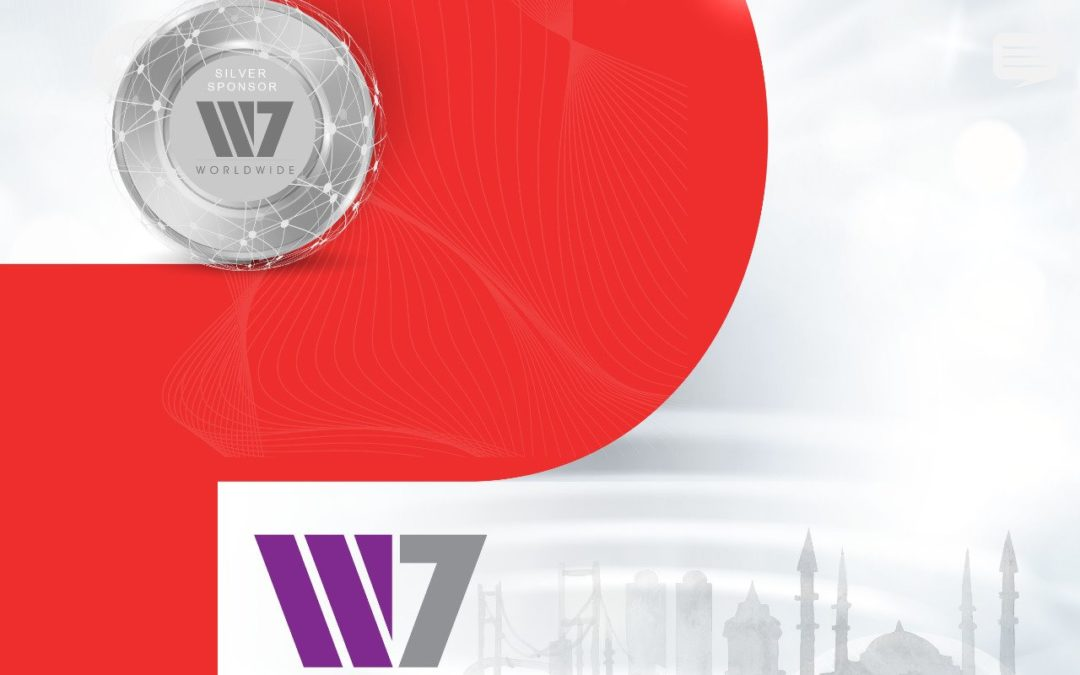 #W7Worldwide is the Silver for the 6th #PR Summit in Istanbul