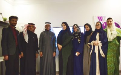 Saudi PR agency W7Worldwide hosts training session for DAH students