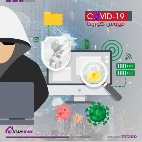دليل إرشادي مشترك بين W7Worldwide و Virtuport لمساعدة الشركات على تخطي تداعيات الهجمات السيبرانية