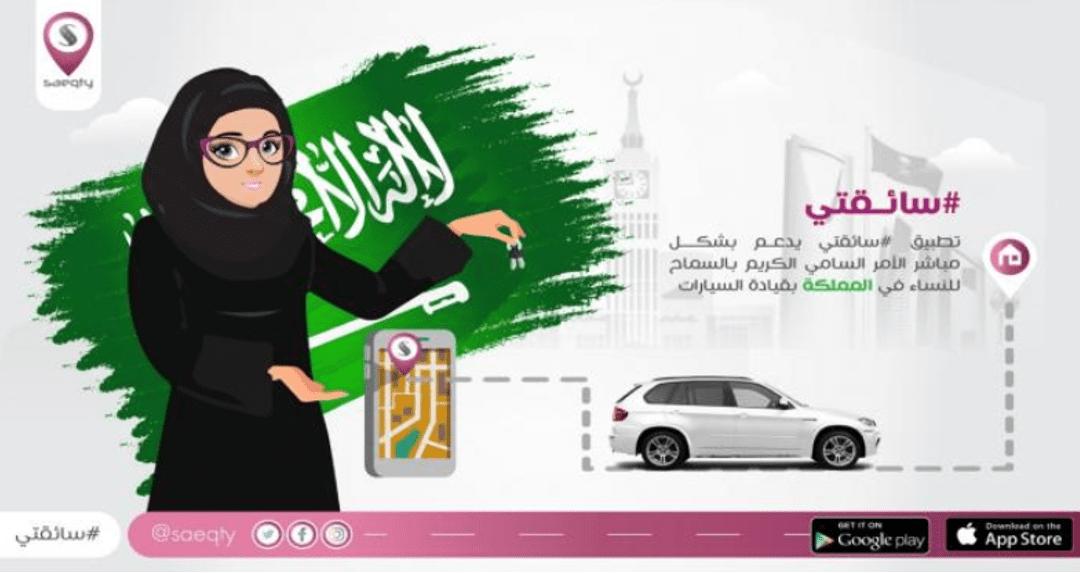 Saeqty Application – Power to Women