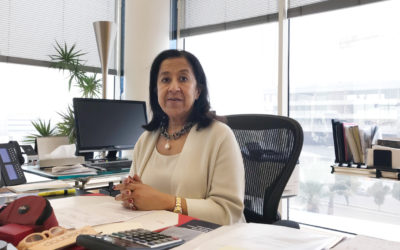 Lubna Olayan: The Saudi finance tycoon who has done it all