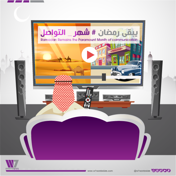W7Worldwide Welcomes Ramadan as the 'Month of Communications'