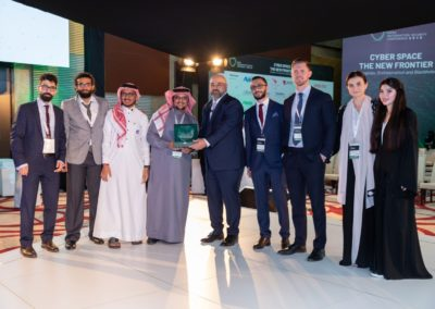 MENAISC2019: The Importance of the Cybersecurity in A Changing Economy