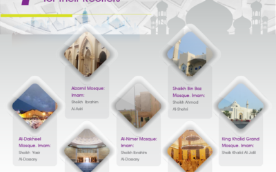 7 Riyadh Mosques Famous for their Reciters
