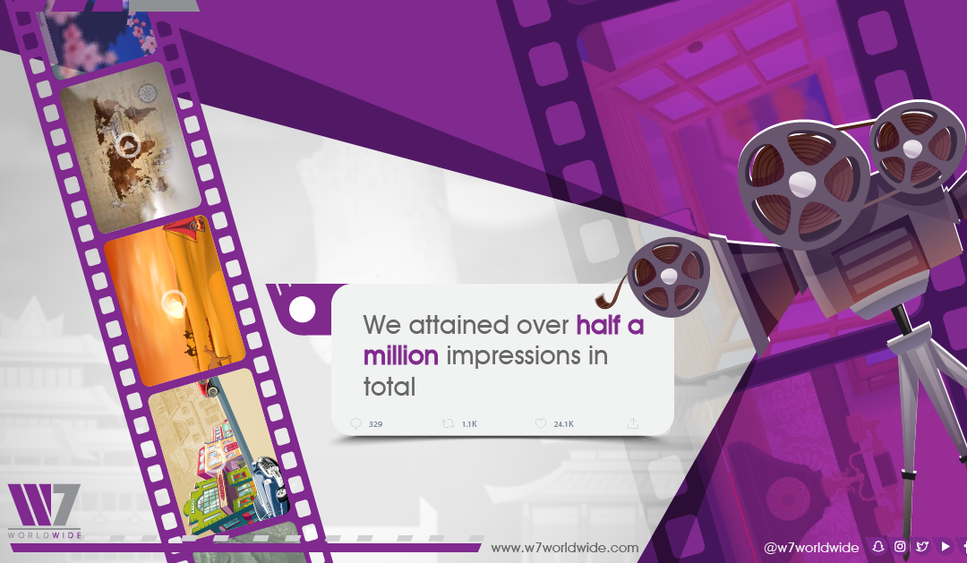 W7Worldwide Ramadan Video A Hit, Garners Over Half A Million Impressions