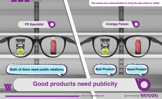 Good Products Don't Need Publicity
