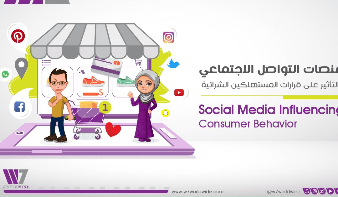Social Media Influencing Consumer Behavior