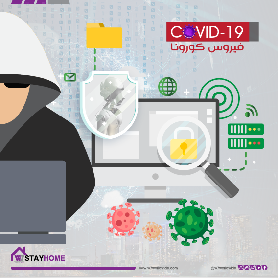 W7Worldwide and VirtuPort Publish Crisis Communications Guide to Help Companies Prepare for Increased Risk of Covid-19 Cyberattacks