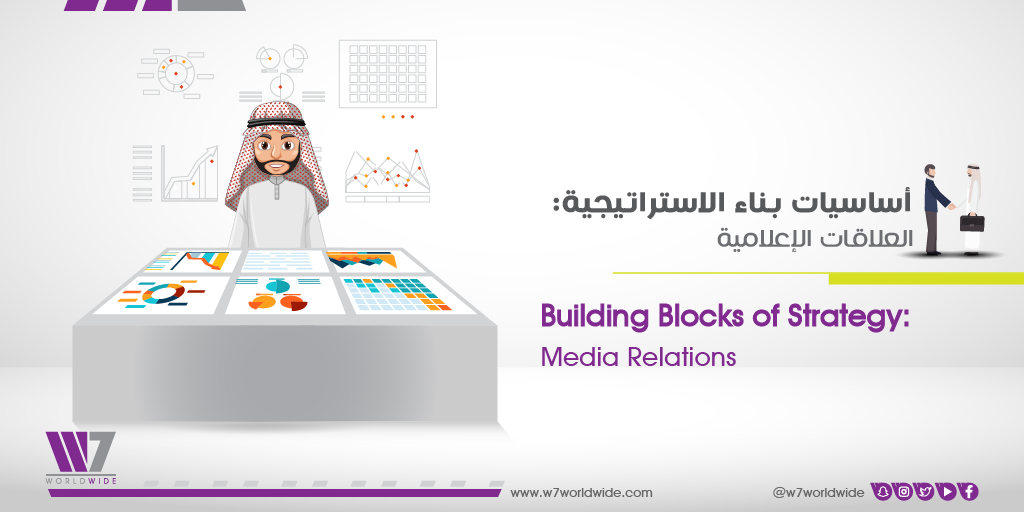 Building Blocks of Strategy: Media Relations