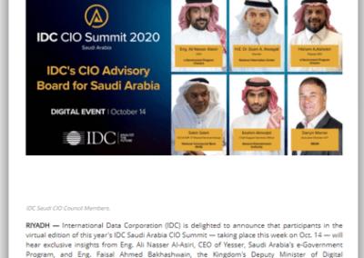 Saudi Gaz IDC