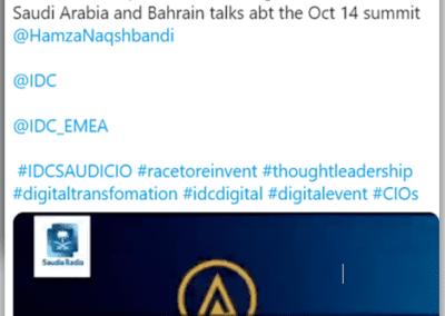 Saudi Radio IDC