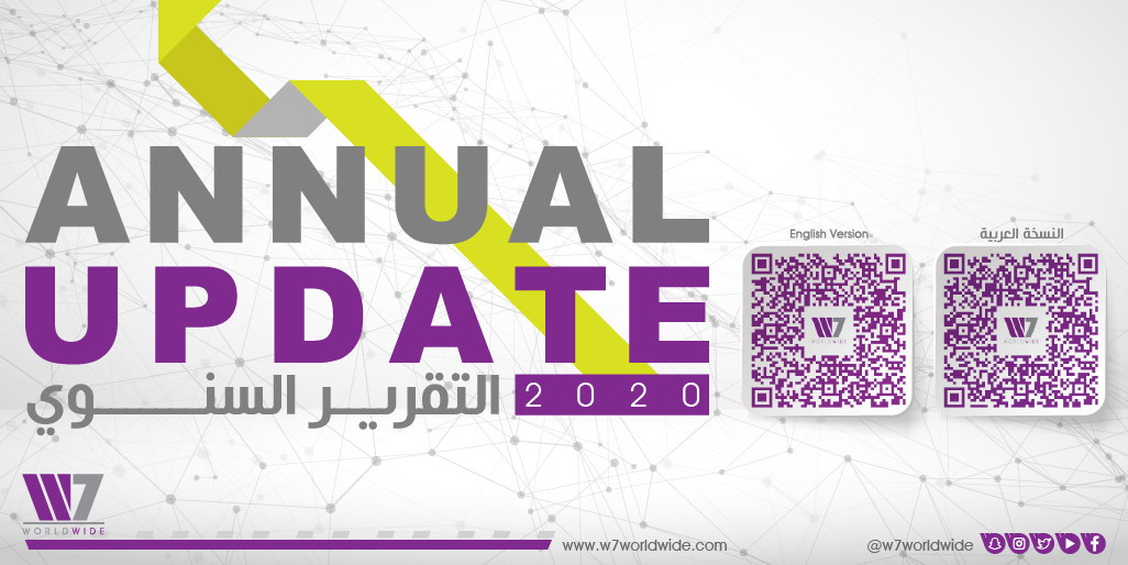 Independent GCC Agency W7Worldwide Reports on its Most Successful Year in 2020/2021
